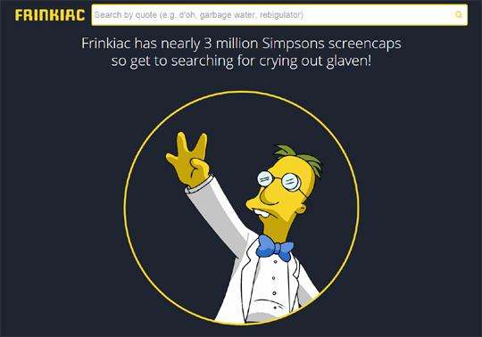 Simpsons Memegenerator